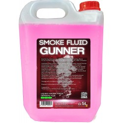 Gunner Smoke - Strawberry 5L High Density