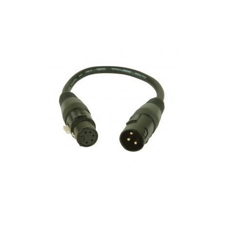 Accu-cable - DMXT/3M5F