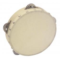 Dimavery - DTH-704 Tambourine 18 cm 1