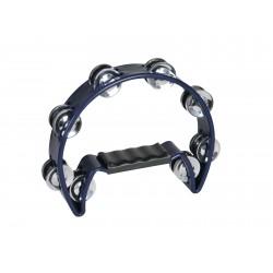 Dimavery - TN-2 Tambourine plastic, blue 1