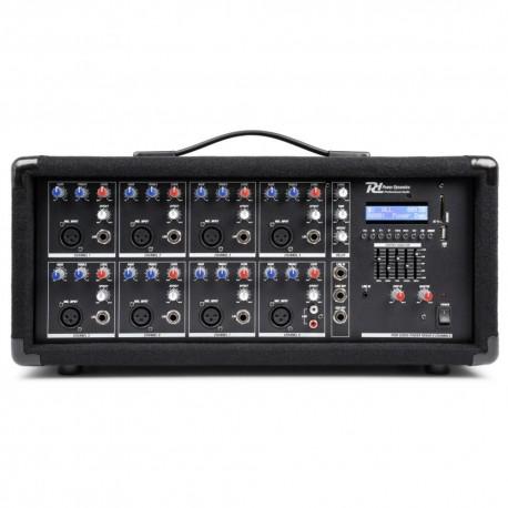 Powerdynamics - PDM-C805A Mezclador 8 canales con amplificador 171.159 1