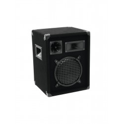 Omnitronic - DX-822 3-Way Speaker 300 W