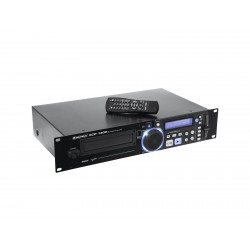 Omnitronic - XCP-1400 CD Player 1