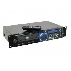 Omnitronic - XMP-1400 CD/MP3 player 1