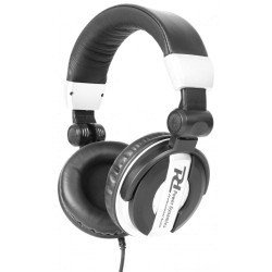 Powerdynamics - PH200 Auriculares DJ Blancos 100.878 1