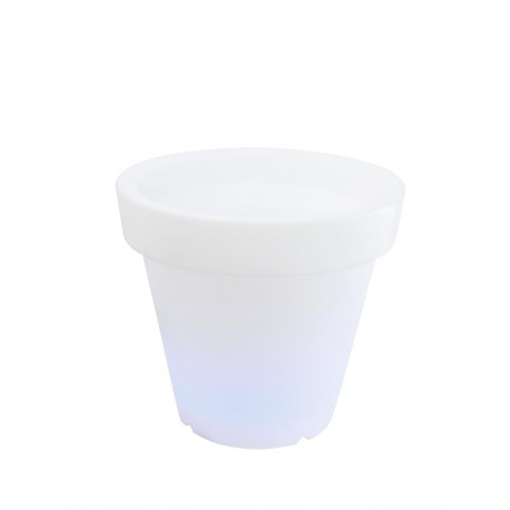 EuroPalms - LED Flower Pot 67x64cm 1
