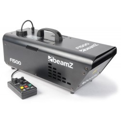 BeamZ - F1500 Maquina de niebla con DMX y Temporizador 160.510