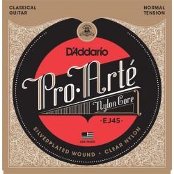 D'addario - EJ45 - Pro Arte Normal 1