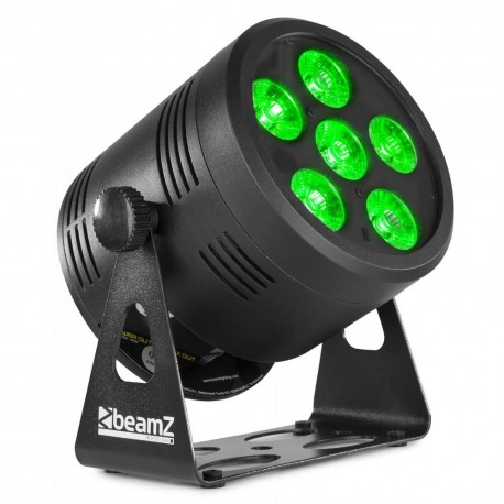 BeamZ - BBP66 Foco de color autonomo 150.594 1