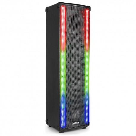 Vonyx - LightMotion Bafle portatil LM80 600W 178.613 1