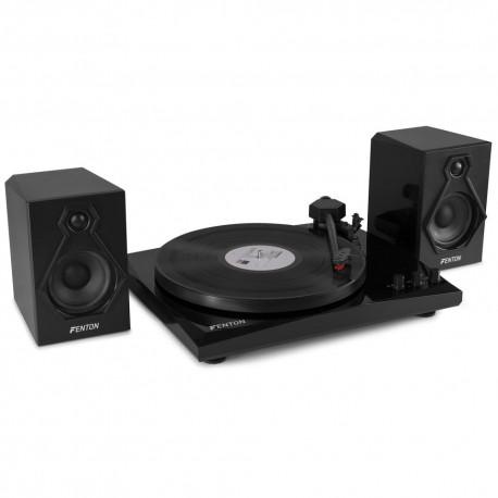 Fenton - RP160B Giradiscos y receptor Bluetooth Negro 102.136 1