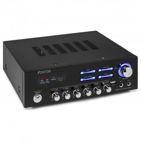 Fenton - AV120BT Amplificador estereo Hifi 103.205 1