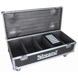 BeamZ - Flightcase FL4 para 4pcs Star-Color 240 o 360 Proyectores Wash 150.697 1