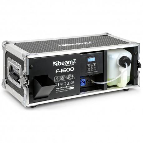 BeamZ - F1600 Maquina de niebla profesional en Flightcase 160.513 1
