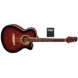 Tenson - GA -10CE, Cutaway E-Acústica