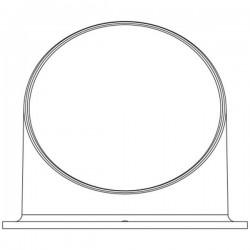 Showtec - Glare Shield for Performer Profile Mini 1