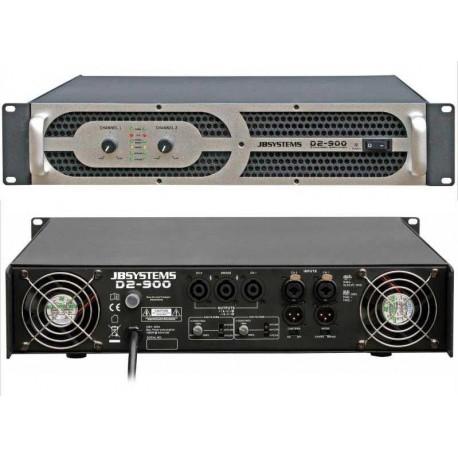 JB systems - D2-900