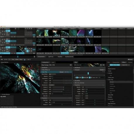 DMT - Resolume Avenue VJ Software - Z-Bombilla
