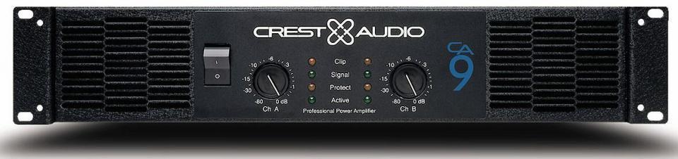 Circuito De Amplificador De Audio De 1000w Pdf : Crest audio ca amplificador stereo de w a w ohm