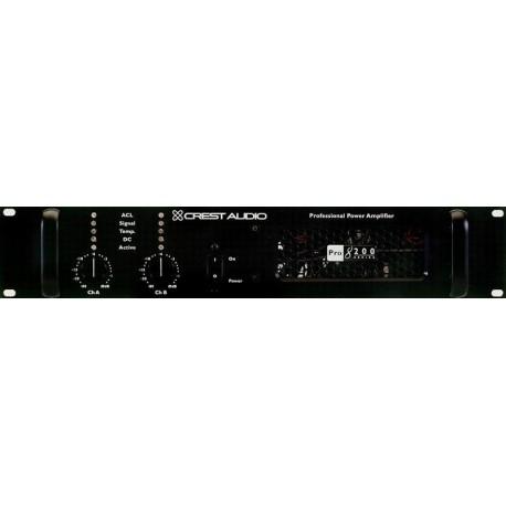 Crest Audio - PRO 8200