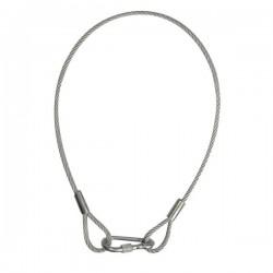 Showtec - Safety Cable 75 cm