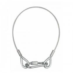 Showtec - Safety Cable BGV-C1, 100 cm