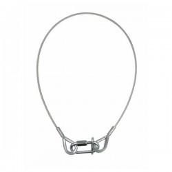 Showtec - Safety Cable BGV-C1, 60 cm
