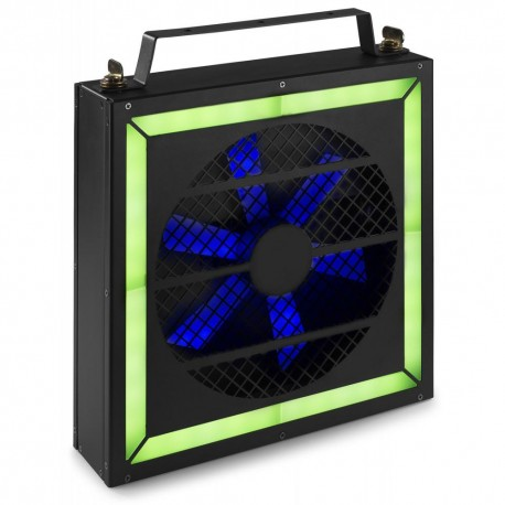 BeamZ - LED Twister 400 Fan RGB DMX 153.666 1