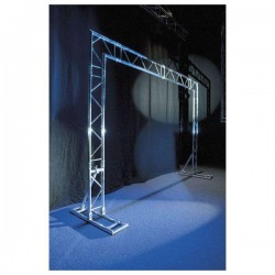 Showtec - Mobile DJ Truss Stand