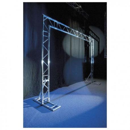 Showtec - Mobile DJ Truss Stand