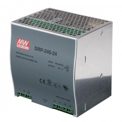 Artecta - LED Power Supply Dinrail 240 W 24 VDC 1