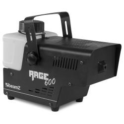 BeamZ - Rage 600 Maquina de humo con mando a distancia 160.702