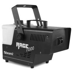 BeamZ - Rage 1000 Maquina de humo con mando a distancia 160.710
