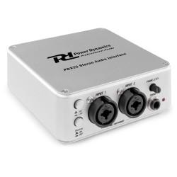 Powerdynamics - PDX25 Interface de audio USB 2Canales 172.779 1