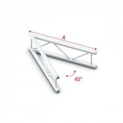 Showtec - Corner 45° vertical 1