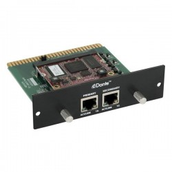 Dap Audio - Optional DANTE Multitrack module for GIG-202 tab 1