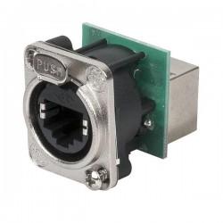 Dap Audio - Ethernet RJ45 D-size chassis 1