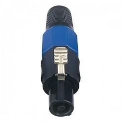 Dap Audio - 4p. Speaker Connector Male 1