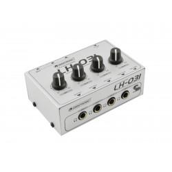 Omnitronic - LH-031 Headphone Amplifier 1