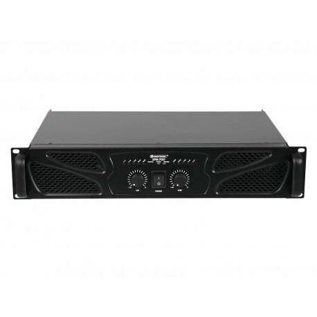 Omnitronic - XPA-700 Amplifier 1