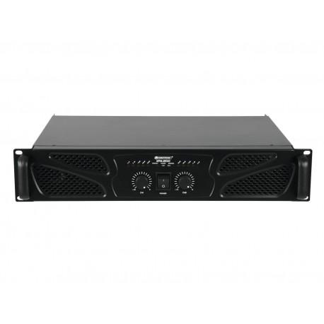 Omnitronic - XPA-1200 Amplifier 1