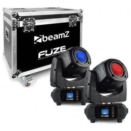 BeamZ - Fuze75S Spot 2pcs in FC 75WLED 0