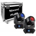 BeamZ - Fuze75S Spot 2pcs in FC 75WLED