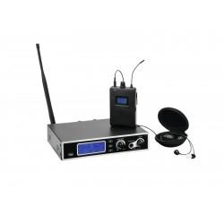 Omnitronic - IEM-1000 In-Ear Monitoring Set 1