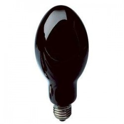 Sylvania - HSW 125W E27 Mercury Blacklight.