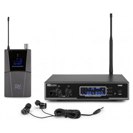 Powerdynamics - PD800 InEar monitoring System UHF 179.001 0