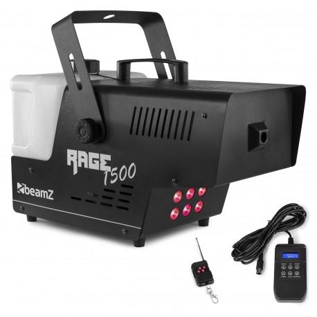 BeamZ - Rage1500LED Smokemachine 6x3W 3in1 160.715 0