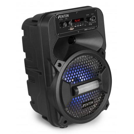 """Fenton - """"FPC8 Portable 8""""""""Speaker. BT, Batt,"""" 170.087 0"""