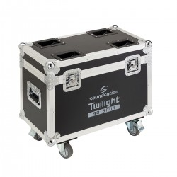 Sound Sation - FLIGHT CASE PER 2 TESTE MOBILI L