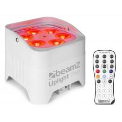 BeamZ - BBP96SW Battery Uplight Par 6x12W WDMX 150.578 1